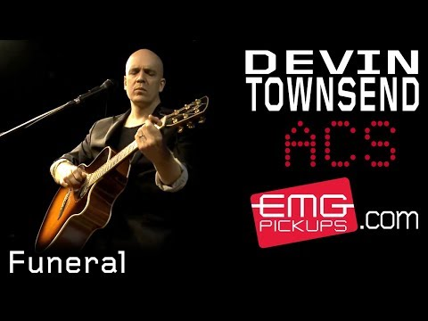 "Devin Townsend performs acoustic version of ""Funeral"" on EMGtv"
