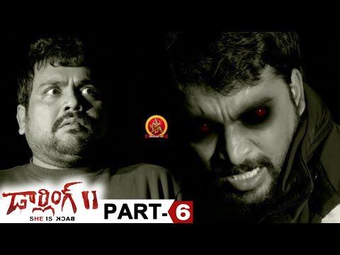 Darling 2 Full Movie Part 6 - 2018 Telugu Horror Movies - Kalaiyarasan, Rameez Raja, Maya