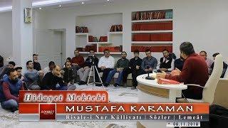 Mustafa Karaman - Risale-i Nur Külliyatı - Sözler - Lemeât