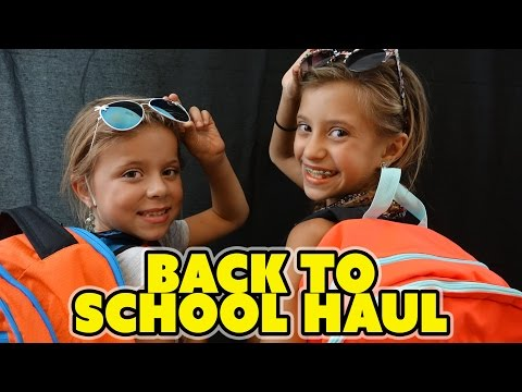 BACK TO SCHOOL HAUL | OUTFITS | SUPPLIES | FASHION | FAMILY VLOG EP 7