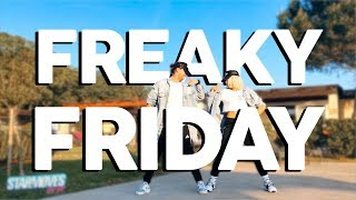 Lil Dicky ft. Chris Brown - FREAKY FRIDAY (DANCE Video) | Starmoves Hip Hop by Kristina Zarić