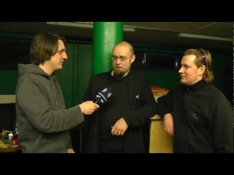 Behind The Scenes #10: Donauwörth, Juze (Black Blitz & DeepCore live)
