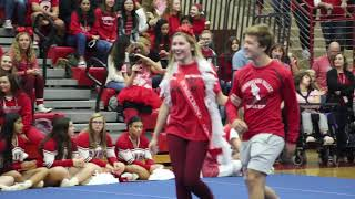 Cumberland Valley Competes in the Competitive Spirit Championships