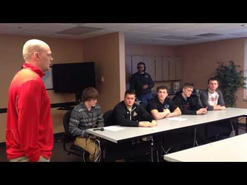 National Signing Day - Spirit Lake High School