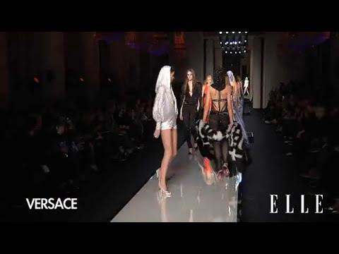 Versace. Paris Alta Costura primavera verano 2014