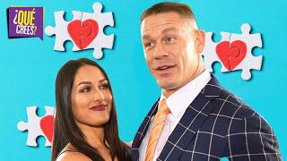 Nikki Bella y John Cena ¿juntos otra vez?   Qué Crees