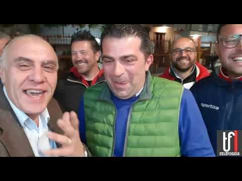 VIDEO: Grande entusiasmo a San Ferdinando per lo spareggio con il Troia. Sentite la dirigenza