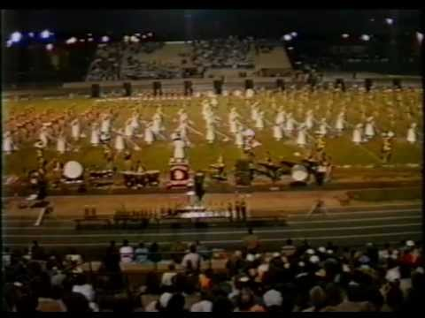 Lassiter High School Marching Trojan Band - 1990-1991 Video Review