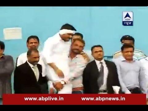 Hardik Patel released from Surat jail