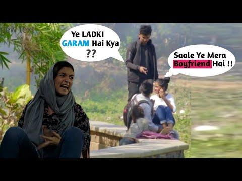 Teri Item ko Patayega - Apna Time Aayega | Gully Boy Prank In India thumbnail