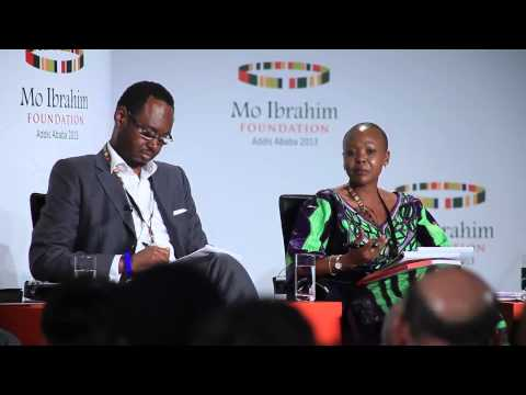 THE MO IBRAHIM FOUNDATION FORUM - BY ALHAGIE MANKA IN ETHIOPIA. STATE OF MIC MULTIMEDIA-GAMBIA