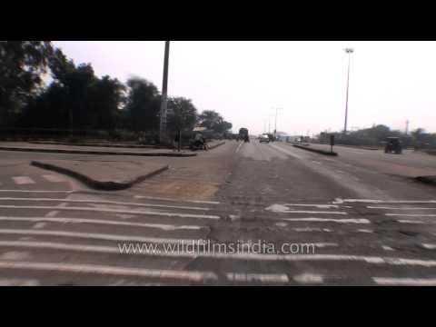 Jaipur - Agra highway or National Highway 11