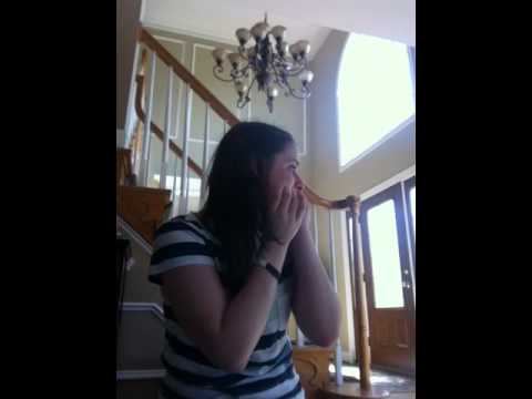 Me Getting my One Direction Tickets!