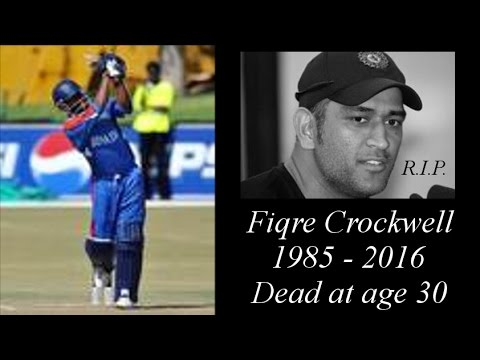 Fiqre Crockwell Shot Dead at age 30 Bermudian cricketer Funeral RIP