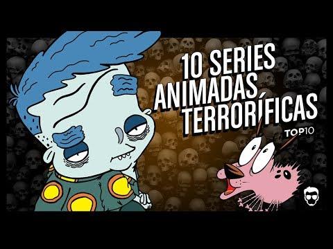 10 Series Animadas Terroríficas | LA ZONA CERO