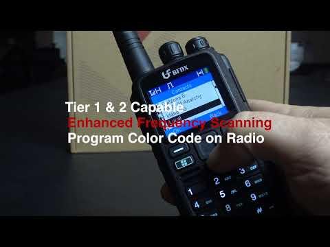 CS-580 DMR Radio Review and a big announcement | K6UDA Radio
