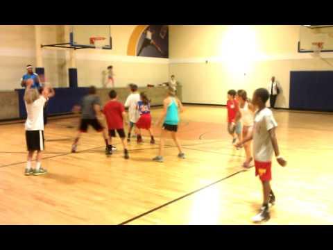 Harlem Globe Trotter Camp San Diego 14
