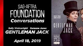 Conversations with Suranne Jones & Sally Wainwright of GENTLEMAN JACK