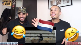 WE BACK! - 🇳🇱 DUTCH MUSIC REACTION! 🇳🇱 😂🤯 (PART 2)