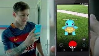 Pokémon Go Football Edition