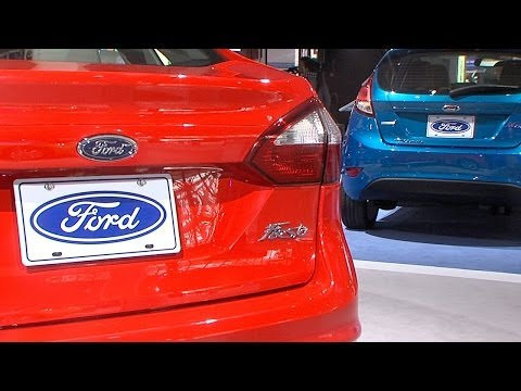 Markets Dive as Manufacturing Falls; GM, Ford Post Weak Sales