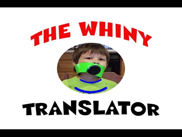 [The Whiny Translator] Video