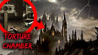 EXPLORING DRACULA'S CASTLE AT NIGHT (3am challenge)