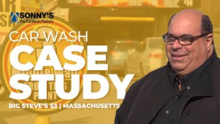 Car Wash Business - Big Steve's $3 Car Wash