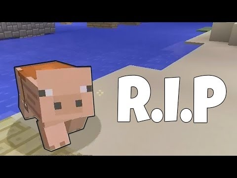 Minecraft Xbox - Slippery Survival - Rest In Peace!! [103]