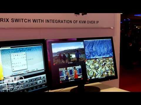 ISE 2017: Avitech Intros Pacific Matrix Switcher