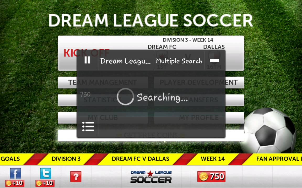 How to hack dream league soccer latest version youtube