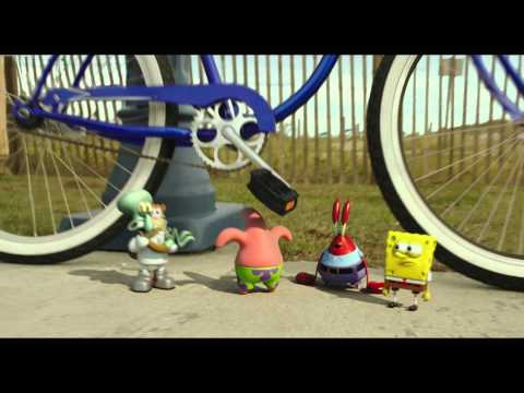 The Spongebob Movie: Sponge Out Of Water | Clip: Bicycle | Paramount Pictures International video