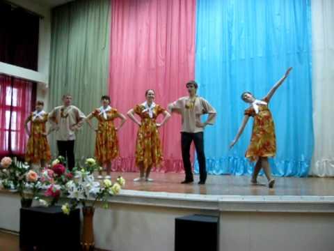 Концерт с участием танцевальных коллективов школы № 3