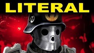 LITERAL Wolfenstein: The New Order Trailer