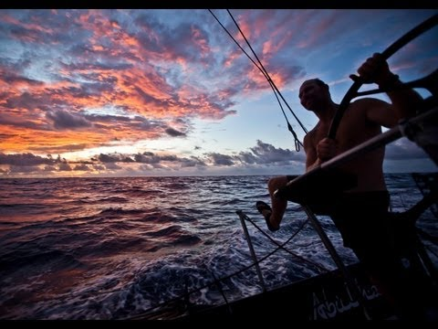 Stressed out - Volvo Ocean Race 2011-12
