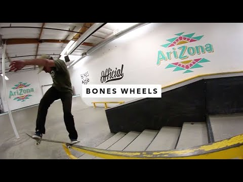 Afternoon in the Park: Bones Wheels