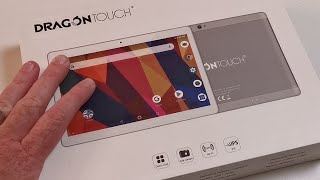 Dragon Touch K10 LIVE UNBOXING