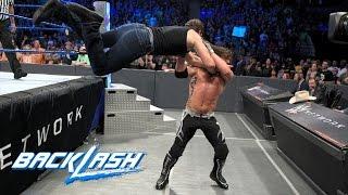 AJ Styles vs Dean Ambrose | Backlash 2016 (Full Match Highlights)