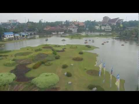 Indonesian Island Taman Mini Indonesia Indah