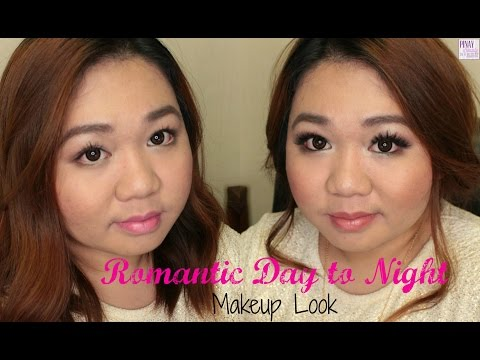 Romantic Day To Night Makeup ft. Revealed 2 | Pinay Beauty In A Budget