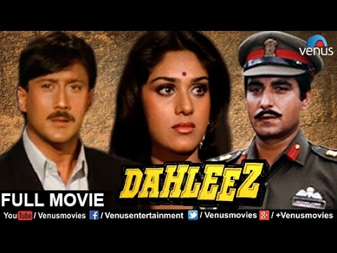 Dahleez | Bollywood Movies Full Movie | Jackie Shroff Movies | Meenakshi Sheshadri | Hindi Movie