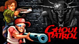 Ghoul Patrol (SNES) James and Mike Mondays