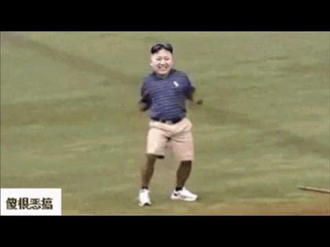 김정은 풍자영상 중국에서 난리 | Kim Jong Un frantic satire video from China | 10 hours version