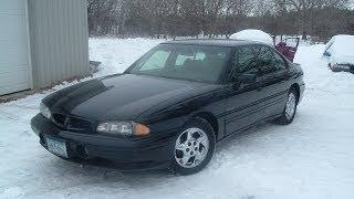 1997 Pontiac Bonneville SSEi