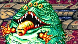 King of the Monsters 2 (Arcade) All Bosses (No Damage)