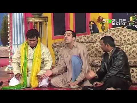 Best Of Zafri Khan and Tahir Anjum New Pakistani Stage Drama Full Comedy Funny Clip thumbnail