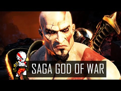 Saga God of War - Parte 3/3 (Final)