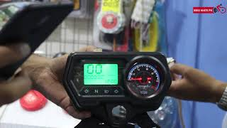 Fancy Motorcycle Parts  Part 2 | Digital Meters | Bike Mate PK | Auto Care