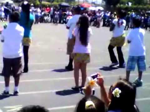Yaire zuniga aloha line dance