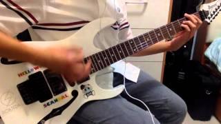 Silent Siren -alarm (Guitar Cover)